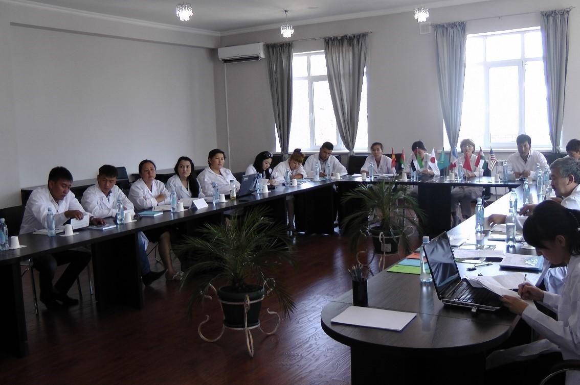 Научно-практический семинар молодых ученых Казахского НИВИ
